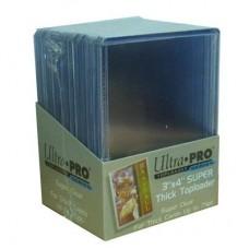 "Ultra PRO 3"" x 4"" 超厚塑膠卡夾-75 pt-81347"
