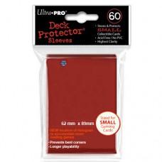 Ultra PRO 60 - Red 小牌套 - 82967