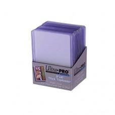 "Ultra PRO 3"" x 4"" 超厚塑膠卡夾-55 pt-81181"