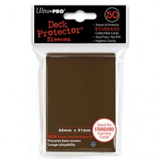 Ultra PRO 50 - Brown 標準牌套  - 84027