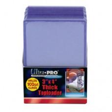 "Ultra PRO 3"" x 4"" 超厚塑膠卡夾-100 pt- 81846"