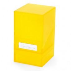 Ultimate Guard 100+ Monolith Deck Case Box - Amber - UGD010362