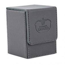 Ultimate Guard 100+ Flip Deck Case XenoSkin - Grey - UGD010391