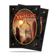Ultra PRO 80 Magic Deck Protector Sleeves - Amonkhet Card Back - 86453