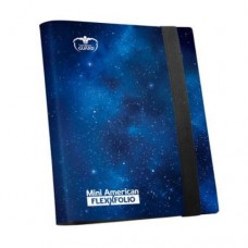 Ultimate Guard 9-Pocket FlexXfolio - Mini American - Mystic Space - UGD010480