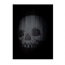 Legion Supplies 50 - Double Matte Deck Protector Sleeves - Super Iconic Skull - MAT125