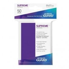 Ultimate Guard 50 - Supreme UX Sleeves Standard Size - Purple - UGD010800