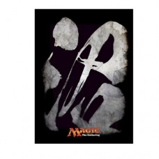 Ensky 80 - Magic The Gathering Players Card Sleeves- Swamp(Kanzi) - MTGS-009