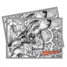 Ultra PRO 120 Magic Deck Protector Sleeves - Unstable - v2 - 86675