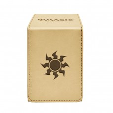 Ultra PRO Magic the Gathering Alcove Flip Box - Plains - 86775