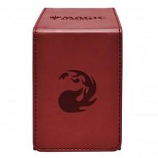 Ultra PRO Magic the Gathering Alcove Flip Box - Mountain - 86778