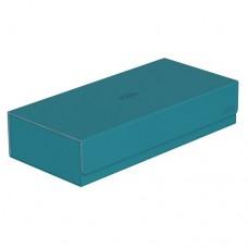 Ultimate Guard 550+ SuperHive XenoSkin Deck Case Box - Petrol Blue - UGD010874