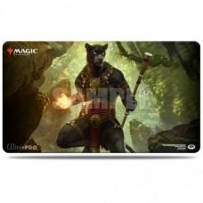 Ultra PRO Magic the Gathering Playmat - Commander 2018 - Small - v3 Lord Windgrace - 86886