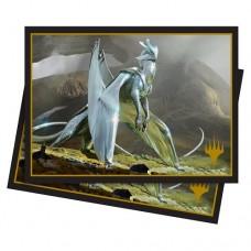 Ultra PRO 100 Magic Deck Protector Sleeves - Elder Dragons: Chromium, the Mutable - 86857