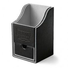 Dragon Shield Nest 100+ Deck Box - Black/Light Grey - AT-40201
