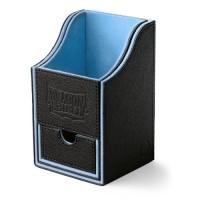 Dragon Shield Nest 100+ Deck Box - Black/Blue - AT-40203