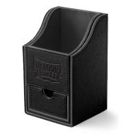 Dragon Shield Nest 100+ Deck Box - Black/Black - AT-40206