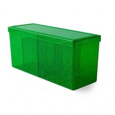 Dragon Shield 333+ Four Compartment Box - Emerald - AT-20336