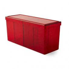 Dragon Shield 333+ Four Compartment Box - Ruby - AT-20337