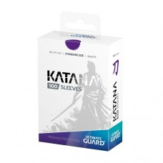 Ultimate Guard 100 - Katana Sleeves Standard Size - Purple - UGD010923